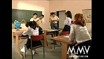 MMV Films German class room orgy pornhub video