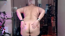 Russian Milf Slut AimeeParadise Incendiary Play