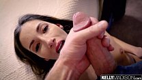 Gorgeous Model Clea Gaultier Assfucked Deep and Creampied thumbnail