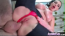 Deep Hard Anal Sex With Lovely Big Round Butt Girl (Nikki Benz) video-26 Thumbnail
