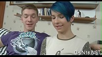 Cute legal age teenager porn pics preview image
