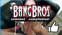 BANGBROS - Slow Motion Cumshot Cumpilation Vide...