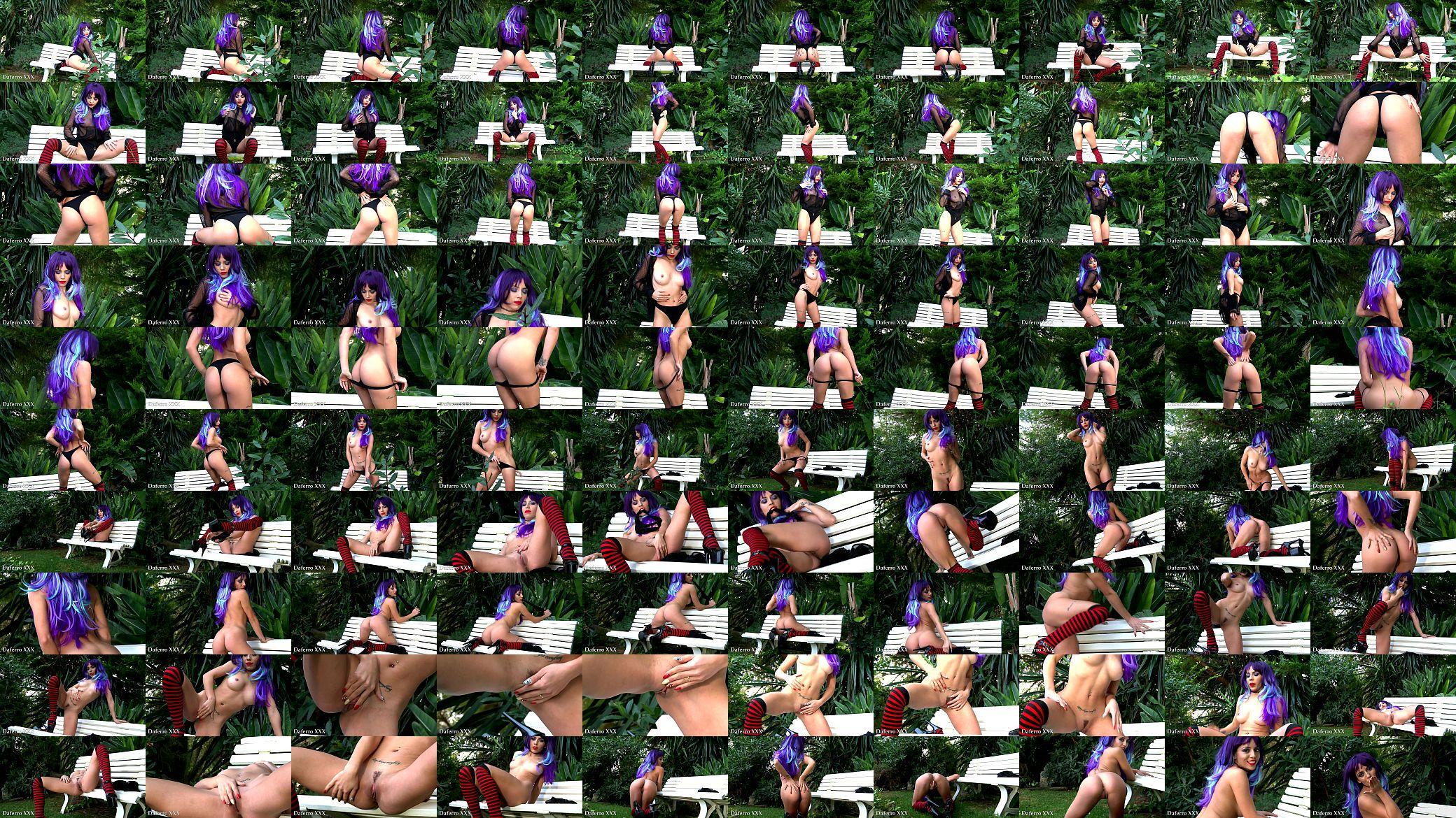 Nadia Da Ferro Porno Online Alluc lovely young yasmin daferro getting naked in the jungle