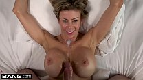 BANG Real MILFs  Alexis Fawx flashing & sucking cock pooside thumbnail