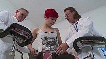 Beim Frauenarzt geil gefickt - German HD preview image