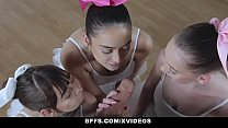 BFFS - Fake Teacher Fucks Teen Ballerinas preview image
