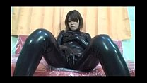 Japanese Latex Catsuit 19