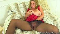 British milf Camilla Creampie needs orgasmic de...