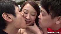 Asians are getting their wet pussies fingered real deep - 9Club.Top