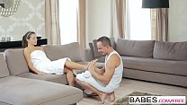 17694 Babes - Step Mom Lessons - Alexa Tomas and Cindy Loarn and George Lee - Spa Day preview