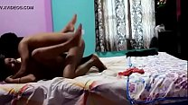 hard sex on soft bed in Anjali bhabhi and devar thumbnail