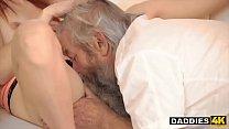 Boyfriend Catches Pervert Dad Fingering His Slu...