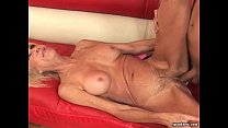 Sexy Blonde Granny pornhub video