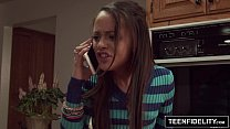 TEENFIDELITY Holly Hendrix Trades Anal For a Creampie image