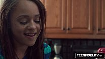 mature dogging porn ◦ Teenfidelity Holly Hendrix Trades Anal For A Creampie thumbnail