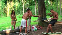 Screenshot Euro Bikini Teens Cocksucking In Outdoor Orgy