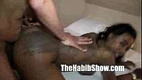 GoGo Fuk Me fucked by BBC redzilla Nut sex pussy banged preview image
