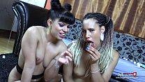 Candy-Girls treiben es mit versauten Bi-Spielen - SPM AmandaCarmela Bi140
