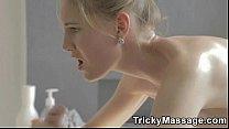 MassageRoom Hard-Sex Featuring Pretty Euro Teen