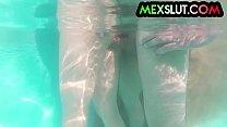 Mexican Slut Janeth Rubio fucked in the swimming pool mexslut sexmex Vorschaubild