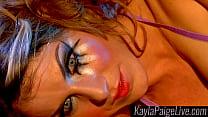 Make Up Make Love! Pussy Pleaser Kayla Paige Fi