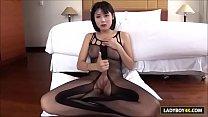 Sexy Thai Ladyboy Dream Blowjob And Masturbation preview image