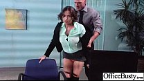 (krissy lynn) Big Juggs Office Girl Enjoy Hard Sex Scene vid-21