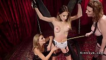 Two slaves getting revenge to mistress