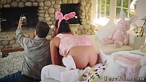 Pregnant taboo Uncle Fuck Bunny