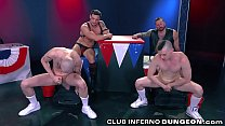 ClubInfernoDungeon Dirty Daddies FOOT Fisting Hungry Subs