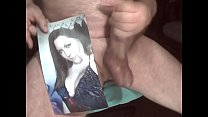 Kater xxx Tribute - ins Gesicht und auf die Titten abgesahnt Vorschaubild