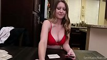 Poker game bondage Chrissy