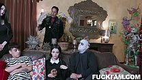 Kate Bloom, Audrey Noir Addams Family Orgy صورة
