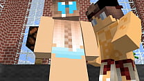 First Minecraft porn preview image