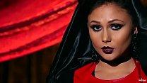 Twistys.com - Sexy vampire xxx scene with Ariana Marie video