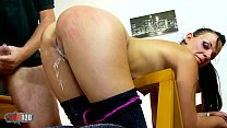 Free download video bokep Extreme anal lunch break in french police