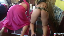 I have a threesome with these two sexy gypsies and incredible asses / PART 1 / LolitaAbney / ChiquiCandy