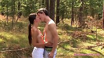 young teens 18 years habe sex in the forrest thumb