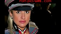 Hot navy girls in uniforms HD video NEW !!!