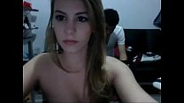 cogiendo en la webcam