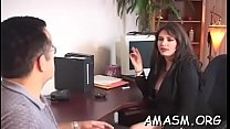 Horny women sharing dick in female domination xxx Thumbnail
