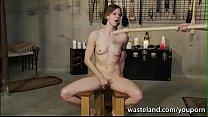 Femdom Lesbian BDSM With Dildos And Orgasms thumbnail