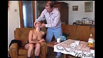 Stunning Amateur Teen Babe Gives Fat Old Dude S