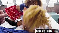 Mofos - Share My BF - (Cecilia Lion) - Interracial Threesome Surprise - 9Club.Top