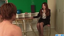 Free download video bokep Strong encounter with cock for amateur Mai Kamio - More at 69avs com