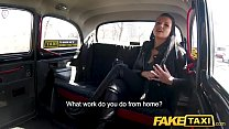 Fake Taxi Sexy big tits German lusts for big cock taxi romp on roadside Preview