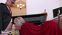 BANGBROS - Halloween Special With Brandi Love, Kenzie Reeves, and Juan El Caballo Loco - 9Club.Top