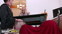 Halloween Special With Brandi Love, Kenzie Reeves, and Juan El Caballo Loco - Brazzers se thumbnail