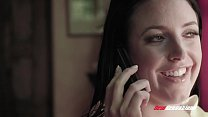 Angela White Oiled Up Dirty Fuck Session thumbnail