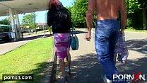 PORNXN Stunning Kiki Minaj public pissing Vorschaubild